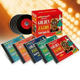 ソニーミュージック 【CD】 ゴールデン・ジュークボックス 〜永遠のポピュラーヒッツ〜 DYCS-1215 1セット(5枚入)