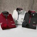 フレンドリー ダンロップ・モータースポーツ ボーダーハイネックシャツ 3色組 957457 1セット(3枚:3色×各1枚)