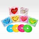 ソニーミュージック 【CD】J-Love〜Best Hit Love Songs ベストヒットラブソング DQCL-1221 1セット(4枚入)