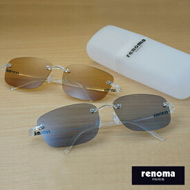 アンペリアル レノマ 超軽量 調光偏光エアーサングラス R-0066 1本