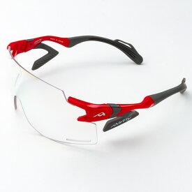 ジゴスペック 鼻でかけない偏光サングラス エアフライ 自転車用調光サングラス AF-301 1本