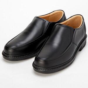金谷製靴 リナシャンテバレンチノ 日本製 ソフト牛革 バンブーモカスリッポン 4E 3715 1足