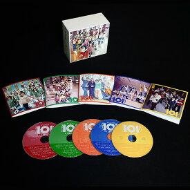 ソニーミュージック 【CD】ステージ101 GO! DQCL-3611 1セット(5枚組)