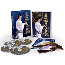 日本クラウン 【DVD】長七郎江戸日記・スペシャル CRBI-5147/50 1セット(4枚組)