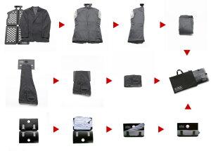スーツを1/4にスリム収納SU-PACK(R)HARDPLUSL