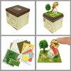 My Neighbor Totoro Studio Ghibli mini ◆ paper model Kit/papercraft ◆ interior accessories and figurines