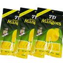 ドライフルーツ マンゴー 7D ドライマンゴー 200g×3袋 【まとめ買い】 国内初 正規輸入品 大容量200gパック 通常商品…