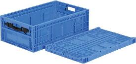 折りたたみ収納ボックス・収納ケース オリコン EP39B-2B