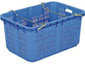 収納ボックス・ケース(メッシュ)A120 H付き <外寸>80.8×55.3×37cm