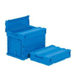 折りたたみ収納ボックス・収納ケース サンクレットオリコンP19B-B <外寸>36.6×26.4×28.6cm