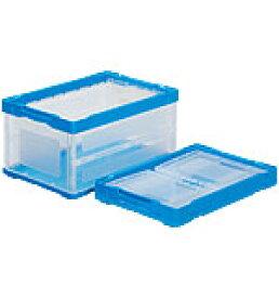 折りたたみ収納ボックス・折りたたみ収納ケース オリコンF41B <外寸>53×36.6×27.2cm