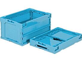 折りたたみ収納ボックス・折りたたみ収納ケース オリコンL41B-F <外寸>53×36.6×27.2cm