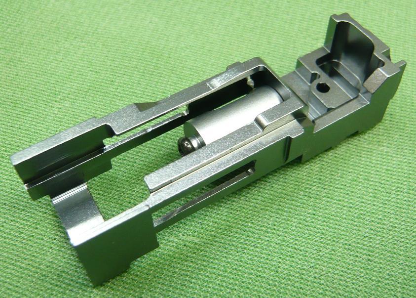 AIP ピストンハウジング 東京マルイ Glock18C用 アルミ軽量  AIP015-TM18C-9200-WOE
