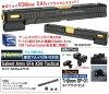 供NOVA铝放映装置安排SAI SFA XD9 Tactical东京丸井XDM-40使用的Titanium Black TM-XDM-05-BK-28500-WOE