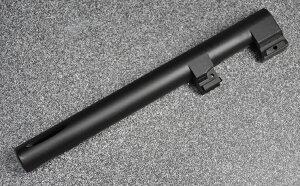 RobinHood後期2ndタイプアウターバレルKSCM93R-2用(System7)スチール