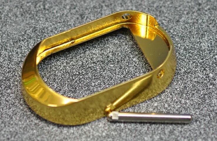 ARMORER WORKS マグウェル Gold 東京マルイ Hi-CAPA対応 AW-P24012-4000