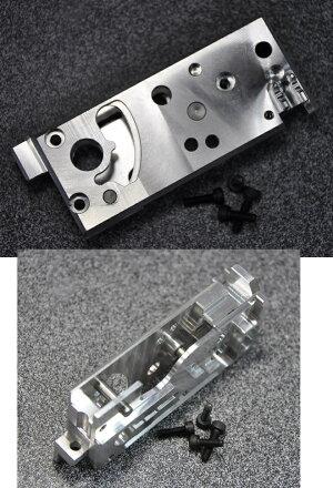 GunsModifyアルミトリガーBOXマルイM4MWS用GM0350-14800