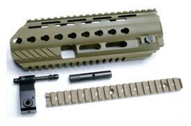 AngryGun レールハンドガード L85A3 G&G製L85A2 電動ガン対応 L85A3AEG-GG