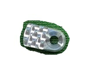 SD エクステンドボタン 東京マルイ Hi-Cap用 アルミ Silver GSMS925-3800