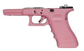 GUARDER フレーム 全部盛り Pinkカラー Gen3 東京マルイ グロック17/22/34用 USA刻印仕様 GLK-168(U)P