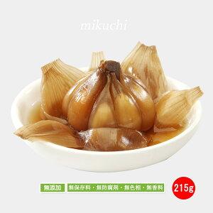 mikuchiにんにくの醤油漬け215g