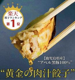 【楽天ランキング1位!】【黄金の肉汁・アベル黒豚餃子/ギフトBOX-】30個入/送料無料【お歳暮にも!】