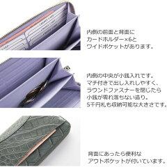 財布の内装