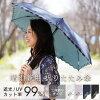 折りたたみ日傘レディース晴雨兼用UVカット率99%以上