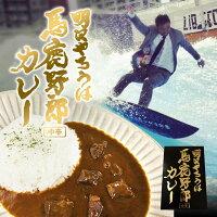 明日やろうは馬鹿野郎カレー200g三共食品【常温】(送料別)