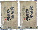 ★新米★2年産・無農薬玄米5kg×2袋--茨城県産こしひかり--無農薬無化学肥料栽培