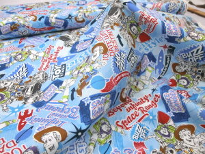 トイストーリー【Disney】入園・入学グッズ、レッスンバック・お弁当袋・体操着袋・巾着袋などに!