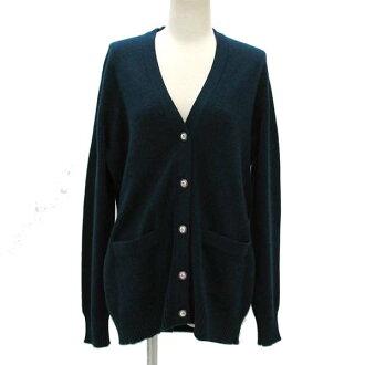 Chanel 08P cashmere cardigan