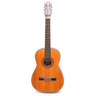 然后开吉他