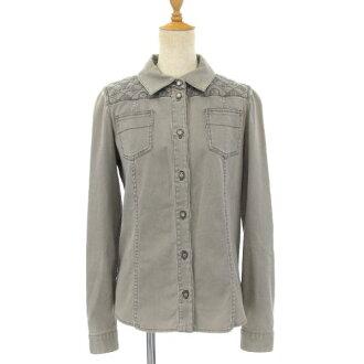 Louis Vuitton denim shirt