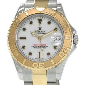ロレックス ヨットマスター 34mm 168623 ボーイズ 腕時計【Aランク】(中古)