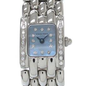 ショーメ ケイシス 17mm レディース 腕時計【Aランク】【中古】