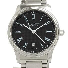 ルイエラール ヘリテージデイト 40mm 69257 メンズ 腕時計【Aランク】【中古】