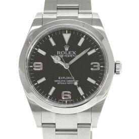 ロレックス エクスプローラー1 39mm 214270 メンズ 腕時計【Aランク】(中古)
