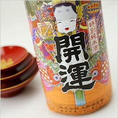 開運 特別純米酒【箱なし】 1800ml