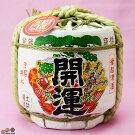 【箱入】開運特別純米酒豆樽菰冠り1800ml