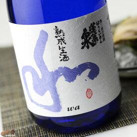 蓬莱泉 熟成生酒 和 1800ml