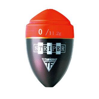 Fishing Institute (TSURIKEN) cone lifting striper (scarlet)