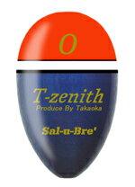 ソルブレ(Sal-u-Bre) 円錐ウキ T-zenith(T-ゼニス) 浮力(00)