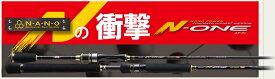 メジャークラフト(MajorCraft) 黒鯛 エヌワン NSL-782L黒鯛    【竿】