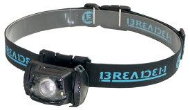 ブリーデン(BREADEN) ノットオンリーネックライト BNL-04 ニンジャ ブラック