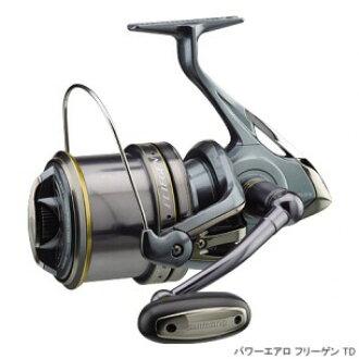 Specifications [POWER AERO FLIEGEN TD] very thick Shimano (SHIMANO) spinning reel power aerofree gene TD (ツインドラグ)