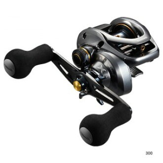 Shimano (SHIMANO) double shaft reel escape [BAY GAME] 300 (right)
