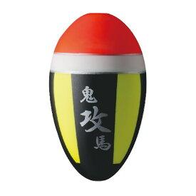 谷山商事(TANIYAMA) 釣武者(上物) 鬼馬ウキ 攻 オレンジ・イエロー BB+3B