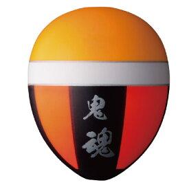 谷山商事(TANIYAMA) 釣武者(上物) 鬼魂(オニダマ) ヤマブキ・オレンジ G2