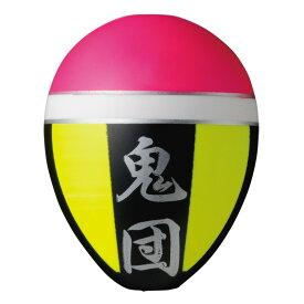 谷山商事(TANIYAMA) 釣武者(上物) 鬼団(オニドン) ピンク・イエロー BB